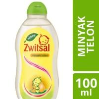 Zwitsal Baby Minyak Telon Natural 60ml 100ml