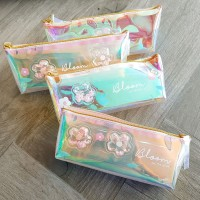 Mikado Bloom Transparant Pencil Case / Kotak Pensil Bening TR-AA00321