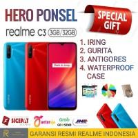 REALME C3 RAM 3/32 GB GARANSI RESMI REALME INDONESIA