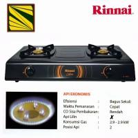 RINNAI Kompos Gas 2 Tungku RI 522C