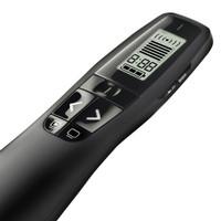 Logitech R800 Wireless Pointer Persentasi GREEN LASER Laser Pointer