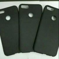 Slim case blackmatte xiaomi redmi 5a realme C2 a1k / silikon black