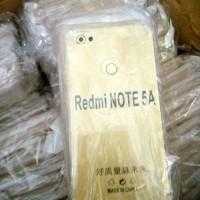 Case anti ceack redmi note 5a / silikon Anticrack