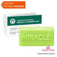 [ORIGINAL] SOME BY MI AHA BHA PHA 30 DAYS MIRACLE CLEANSING BAR