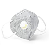 READY STOCK Masker KN95 / N95 Respirator Mask PM2.5 Reusable Ekonomis