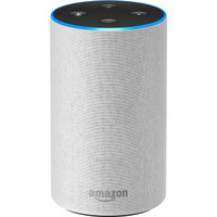 Amazon Echo 2nd Generation - Smart speaker with Alexa and Dolby proces