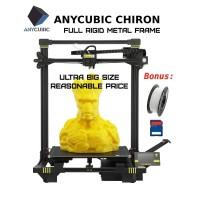New Anycubic Chiron, printer 3D ukuran besar, full metal body
