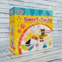 Fun Doh Sweet Candy - Lilin Mainan Anak FunDoh / PlayDoh / Play Doh