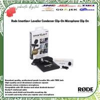 Rode Smartlav+ Lavalier Condenser Clip-On Microphone