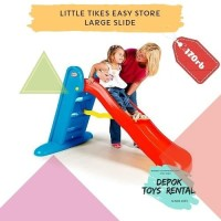 Little Tikes Large Slide ( Sewa Mainan Anak )