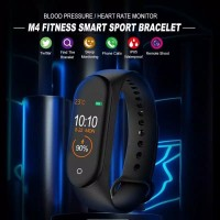 Jam Tangan pria wanita Smartband M3 Plus Smarwatch Jam Tangan Pintar