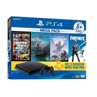 Sony Playstation PS4 Slim 1TB HITS Bundle Garansi RESMI INDONESIA