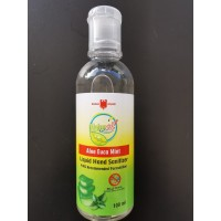 Hand Sanitizer Cair Aloee Eura Mint Eagle Brand Bermutu Tinggi 100 ML