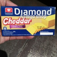 Diamond Cheddar Cheese-keju batang 180gr