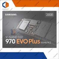 SAMSUNG SSD 970 EVO PLUS 250GB NVMe M.2 100% original