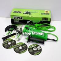 RYU RSG 100 5 V Mesin Gerinda 4 Atur Setel Variable Speed RSG100 5V