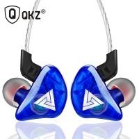 QKZ CK5 Earphone Sport Model In-Ear Suara Stereo HiFi Noise Cancelling