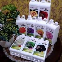 Pelicin dan pengharum pakaian Mawar Super Laundry Botol by BRM