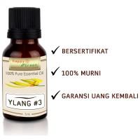 Happy Green Ylang Essential Oil #3 (5 ml) - Minyak Bunga Ylang #3