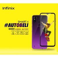Infinix Smart 4 Smartphone - 2/32GB - Garansi Resmi - Purple