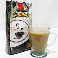 Wedang Canting Original Minuman Rempah Wedang Uwuh Komplit isi 6 pcs - COKELAT