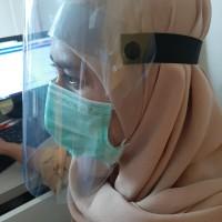 Topeng masker anti corona / masker anti virus / topeng anti corona