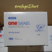Tissue Alkohol Swab Onemed | Alcohol Oneswabs