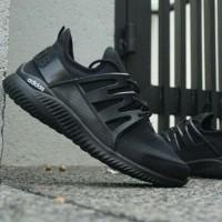 sepatu casual running adidas alphabounce full hitam cewek woman 36-40