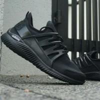sepatu casual running adidas alphabounce full hitam man cowok 36-44 -