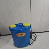 sprayer disinfektan electrik 18L merk Robotech