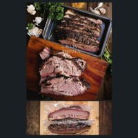 Smoked Beef Brisket 200gr From USA (Home Made) - Barbecue