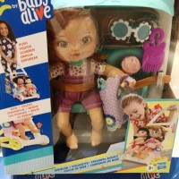 Littles by Baby Alive Stroller