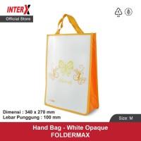 Foldermax Shopping Bag Size M - Warna Putih