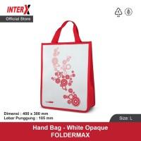 Foldermax Shopping Bag Size L - Warna Putih