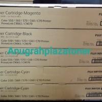 TONER PRINTER FUJI XEROX-550-560-570-5580-7780 BLACK&COLOR ORIGINAL
