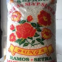 Beras Ramos cap Bunga 4 Kg