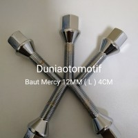 Baut Mercy 12MM Long 4Cm