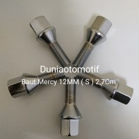 Baut Mercy 12MM Short 2,7 Cm