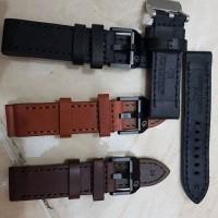 TALI KULIT JAM EXPEDITION ASLI STRAP LEATHER JAM TANGAN 22mm 24mm