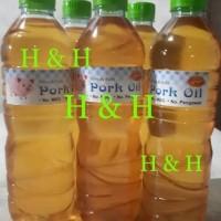 Best Seller Minyak Babi / Pork Oil ( 600 Ml )