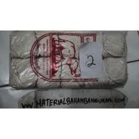 Benang Katun Cotton Wool Cotton Yarn Benang Kasur Tali Katun Besar Rea