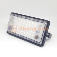 Lampu LED Sorot 50W 50 Watt IP65 Waterproof HINOMARU / NECOSOE HP0050