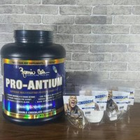 Ronnie Coleman Pro Antium 6,6 lbs FREE Whey / BCAA / Creatine / dll