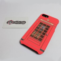 British Red Phone box CASE iPhone 4 4S 5 5S SE 6 6S 7 8 PLUS
