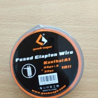 PROMO [AN] Geekvape fused clapton wire khantal A1 24 + 32