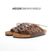 (CRAZY DEALS) Aegis - Shield Exclusive Sandal Pria / Sendal Pria