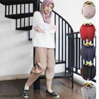 PROMO 260- BD CELANA KULOT ALADIN PLISKET CUBIT MURAh muslim wear