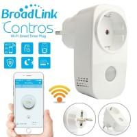 Stop Kontak Timer Listrik Broadlink Wifi Smart Plug Sp3