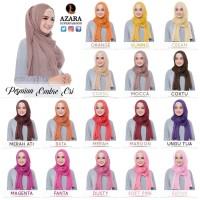 Jilbab Pashmina Ombre | Hijab bahan ombre yg mudah dibentuk & nyaman