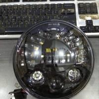 Lampu Daymaker 19 LED 7 inchi LAMPU DAYMAKER TRIUMPH LAMPU DAYMAK